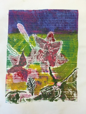 Ella's Collagraph